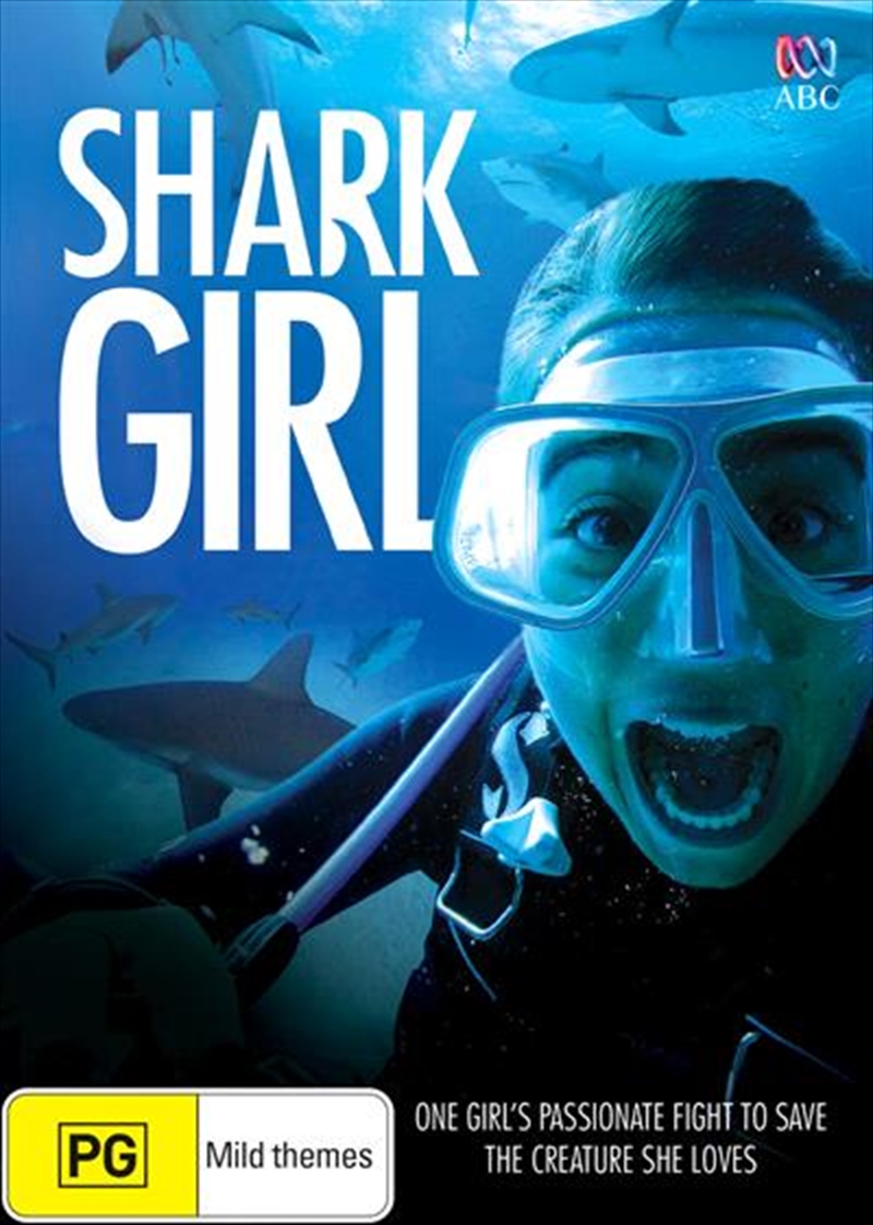 Shark Girl | DVD