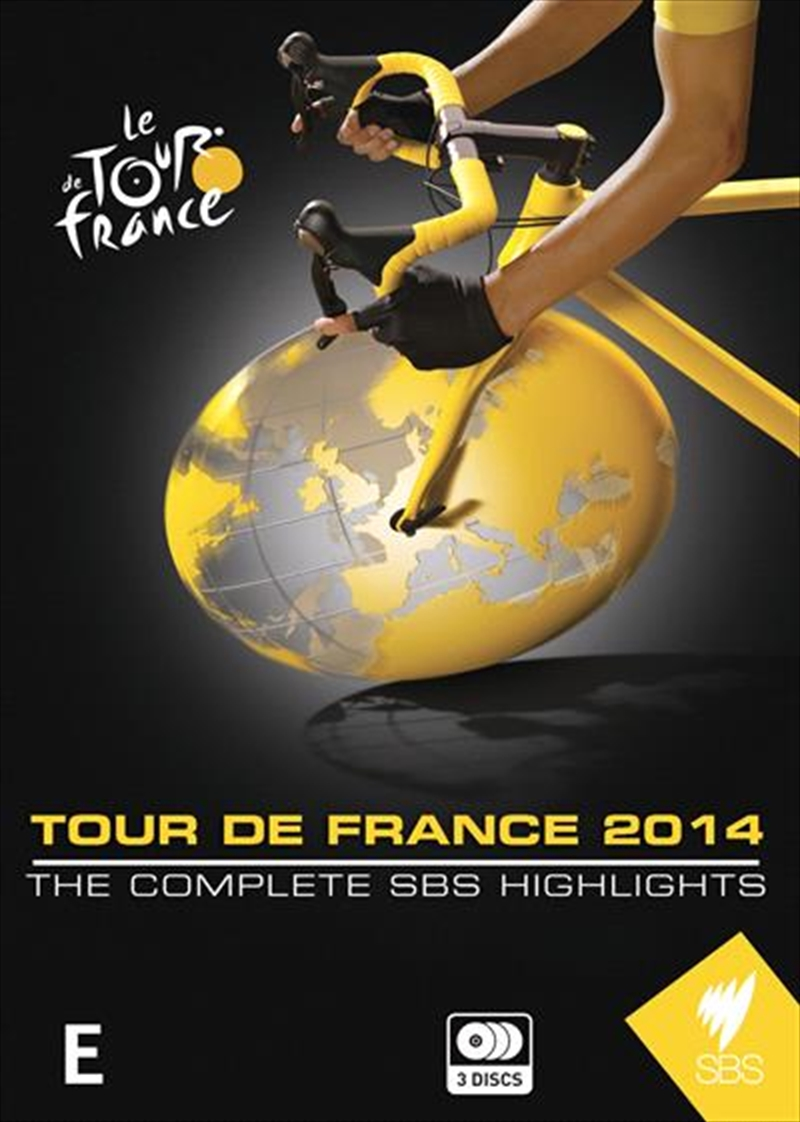 Tour De France 2014 - The Complete Highlights | DVD