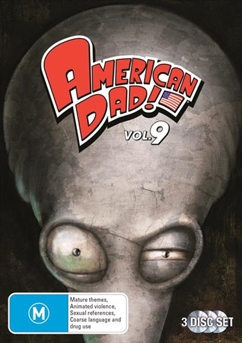 American Dad - Season 9 | DVD