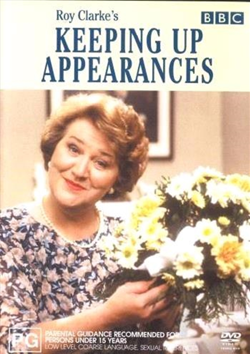 Keeping Up Appearances - Series 1 and 2 | DVD