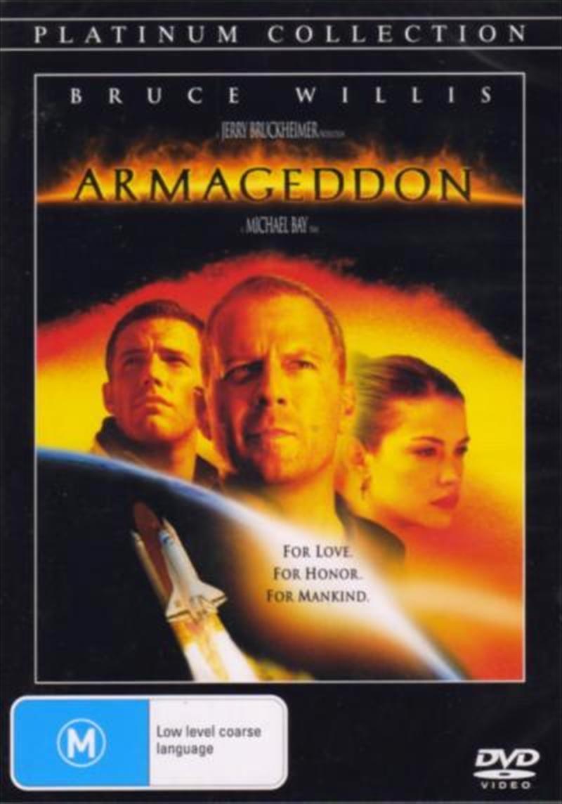 Armageddon | DVD