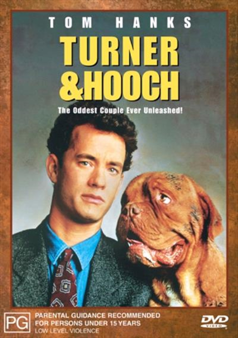 Turner And Hooch | DVD
