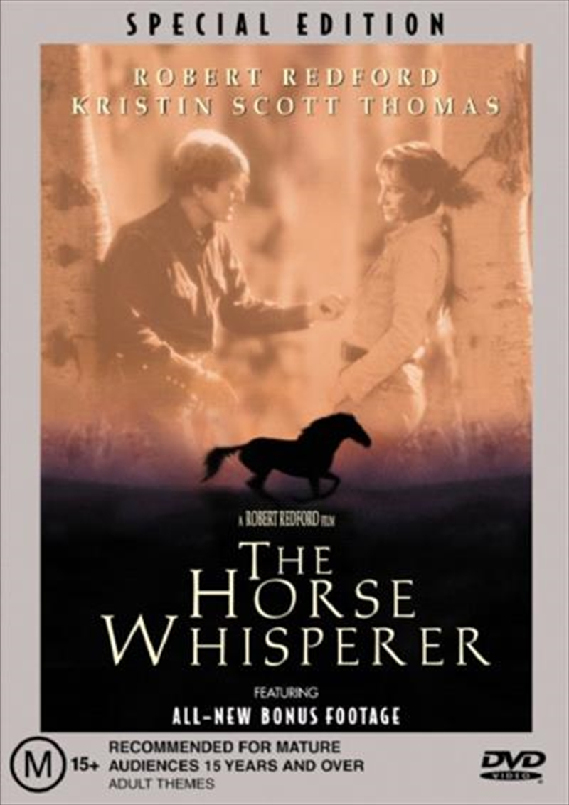 Horse Whisperer  - Special Edition | DVD