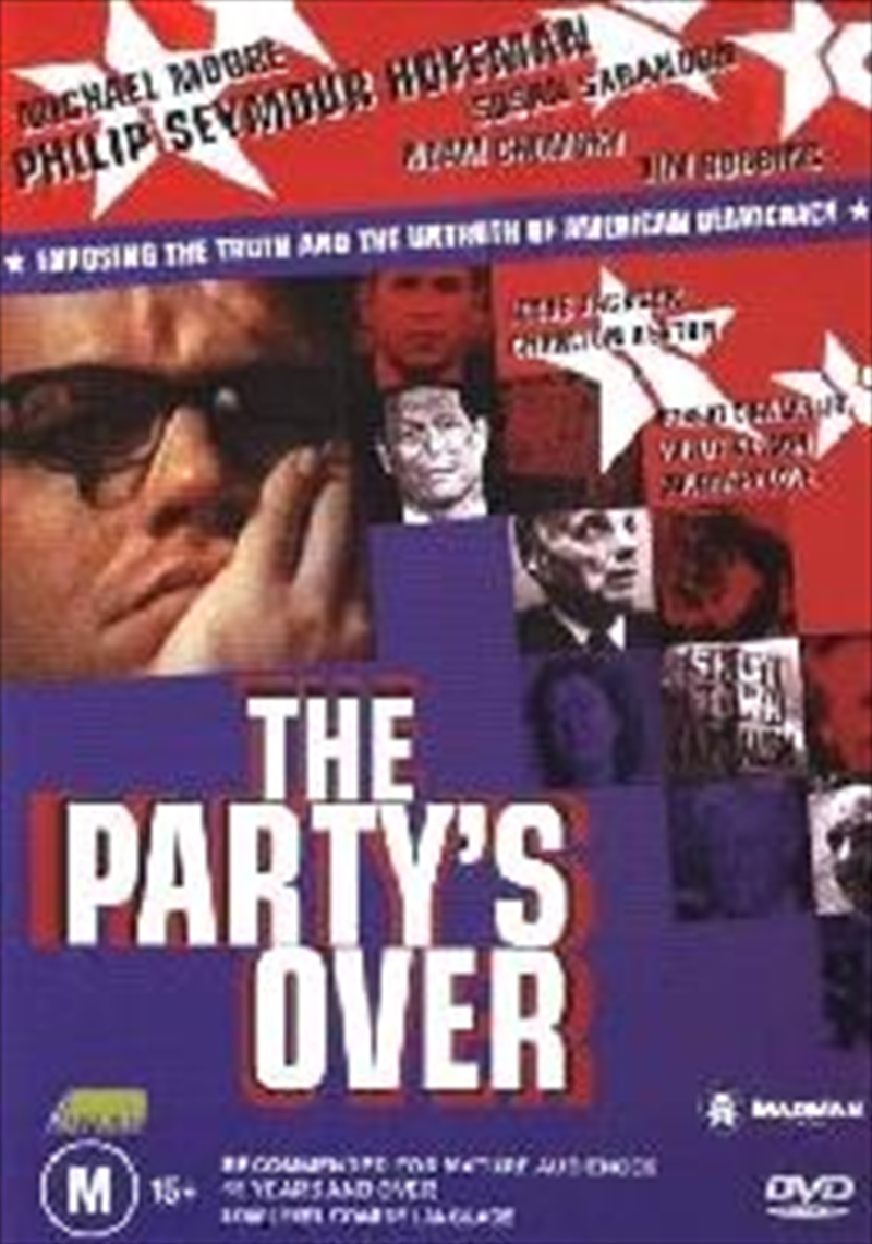 Party's Over | DVD