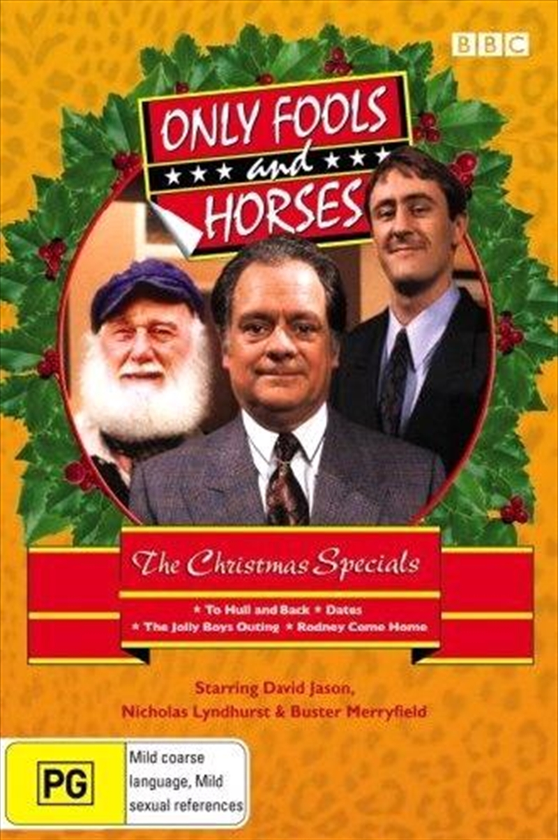 only fools and horses christmas box vol 01 - The Christmas Box Movie