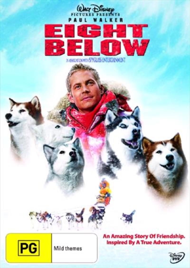 Eight Below | DVD