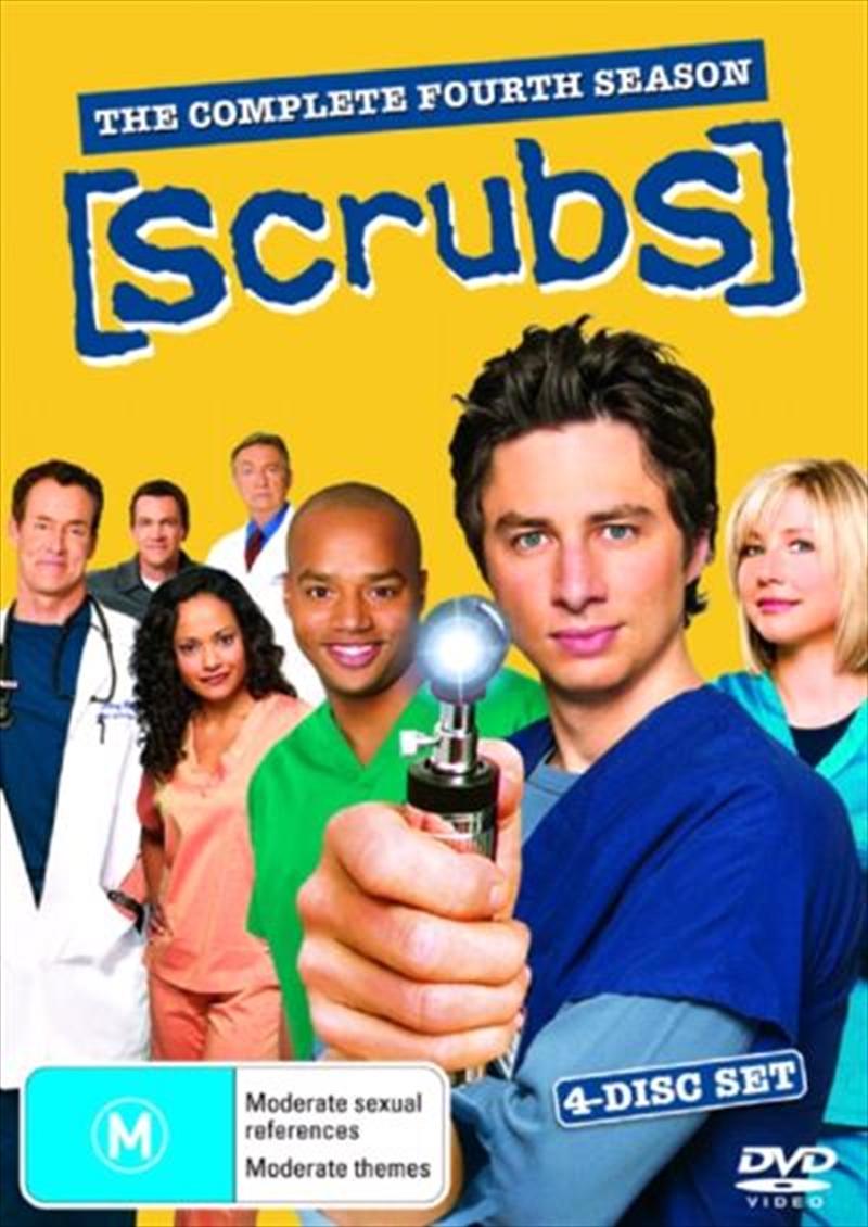 Scrubs - Season 04 | DVD