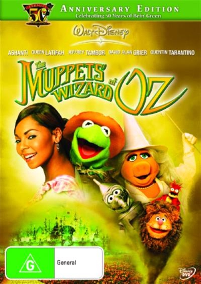 Muppets Wizard of Oz | DVD