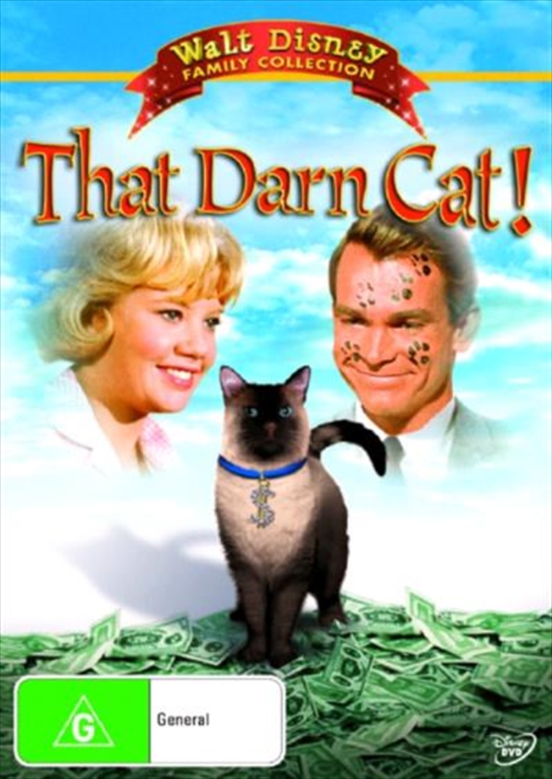 That Darn Cat | DVD