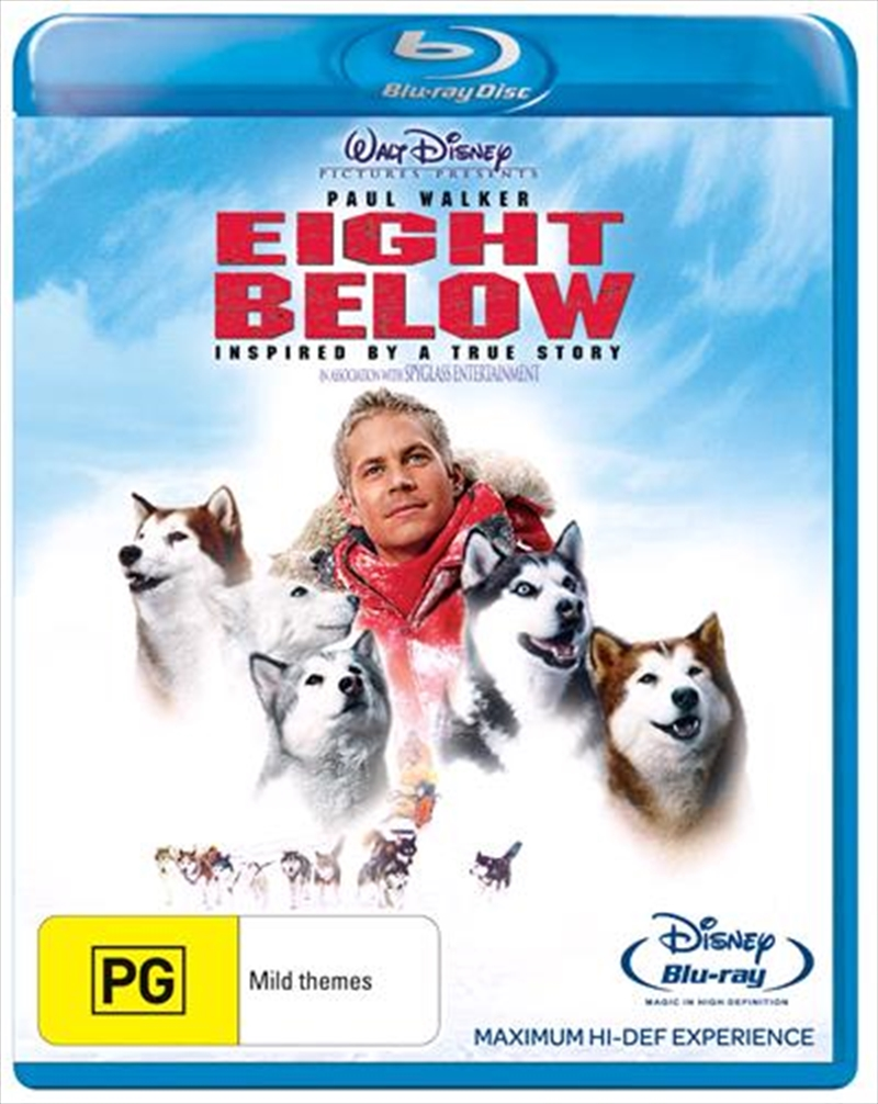 Eight Below | Blu-ray