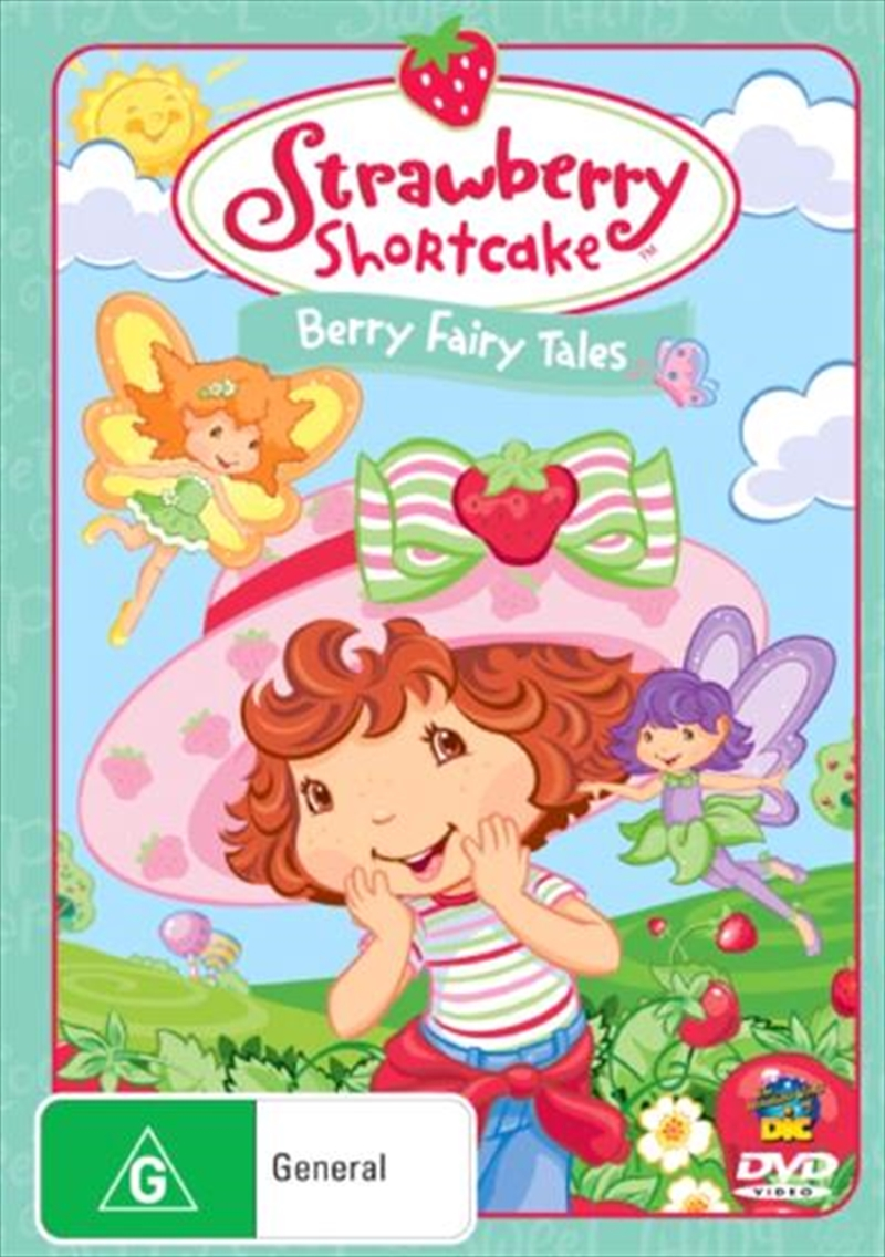 Strawberry Shortcake - Berry Fairy Tales | DVD