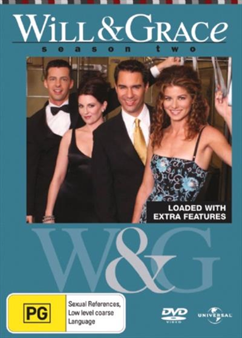 Will and Grace - Season 2 | DVD