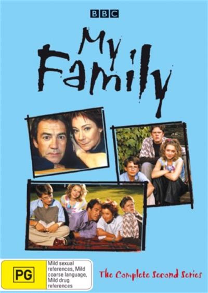 My Family - Series 02 | DVD