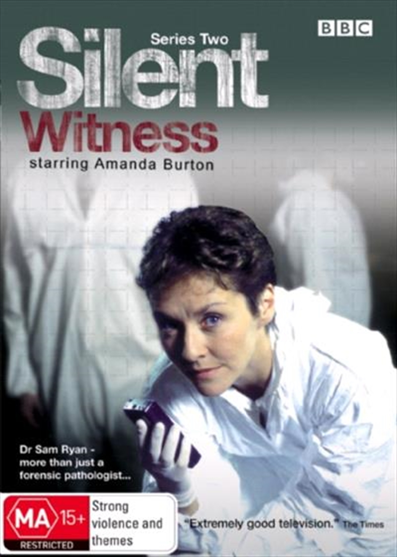 Silent Witness - Series 02 | DVD