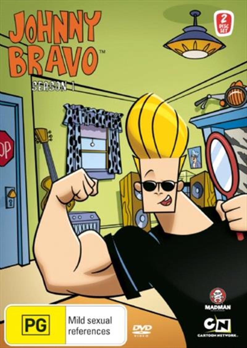 Johnny Bravo - Season 1   DVD
