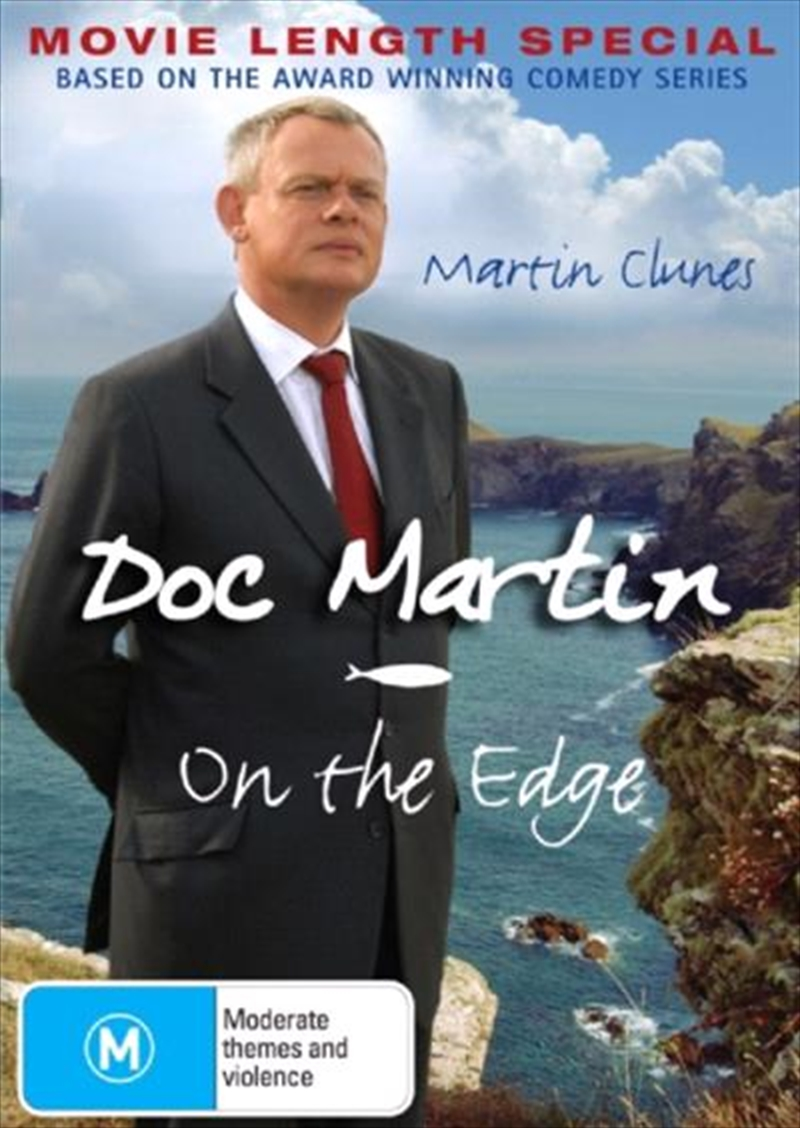 Doc Martin On The Edge | DVD