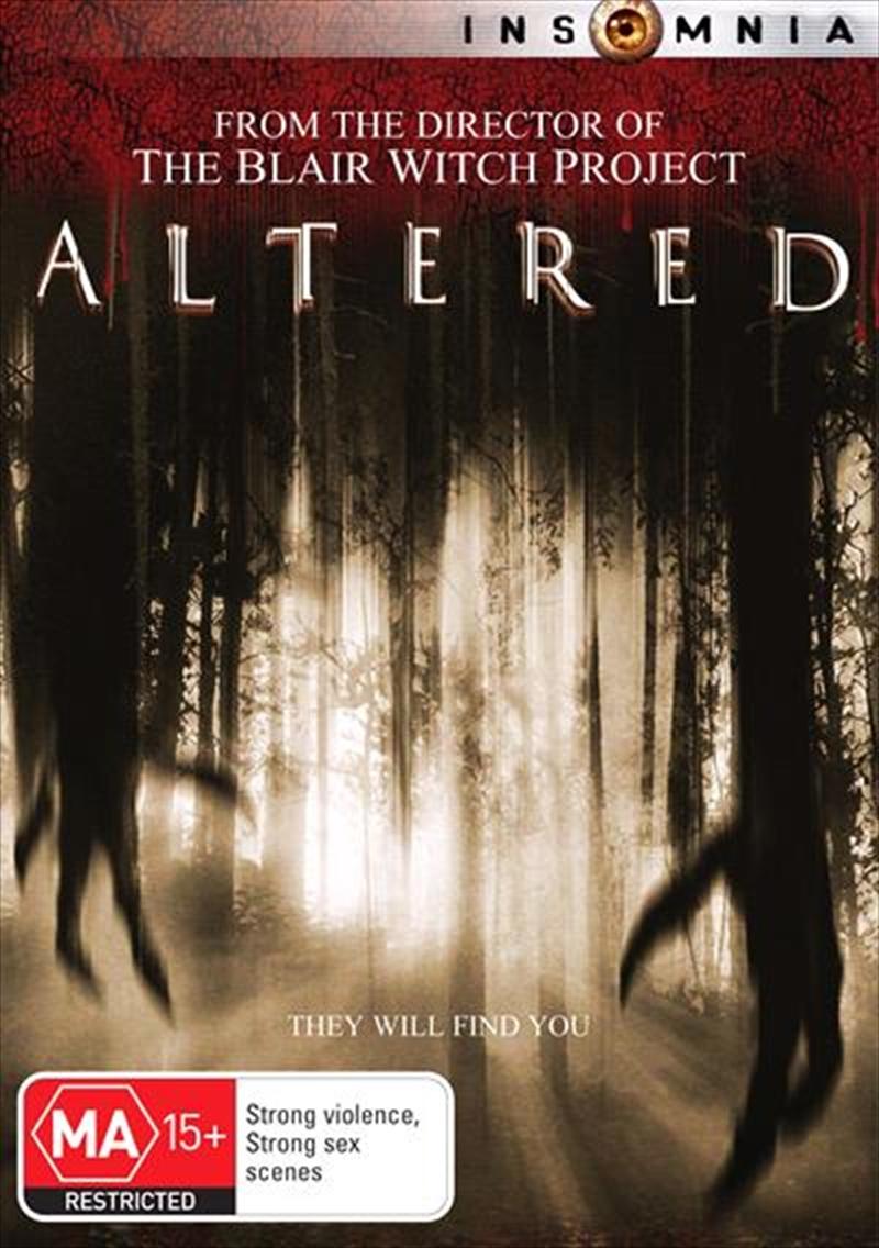 Altered | DVD