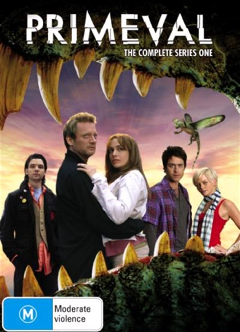 Primeval - Series 01 | DVD