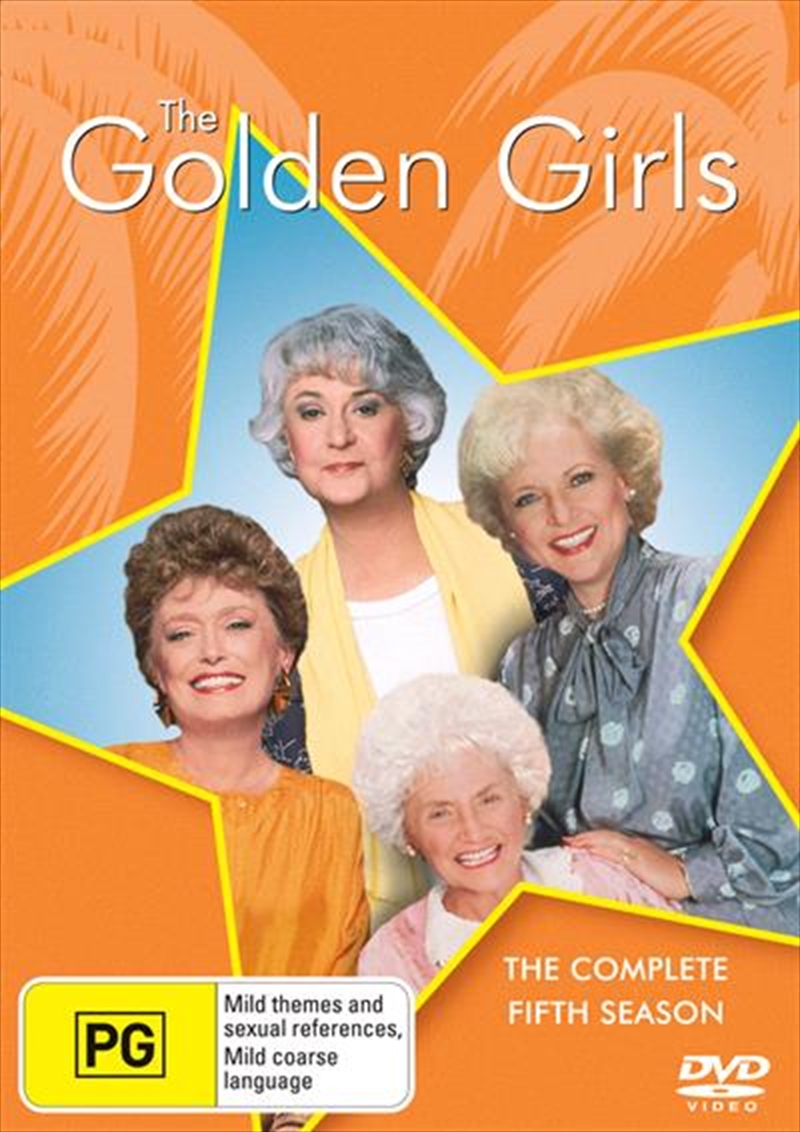 Golden Girls, The - Season 05 | DVD