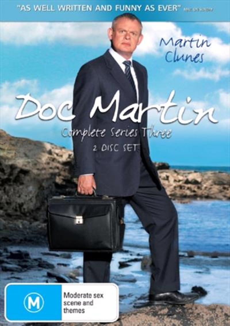 Doc Martin - Season 3 | DVD