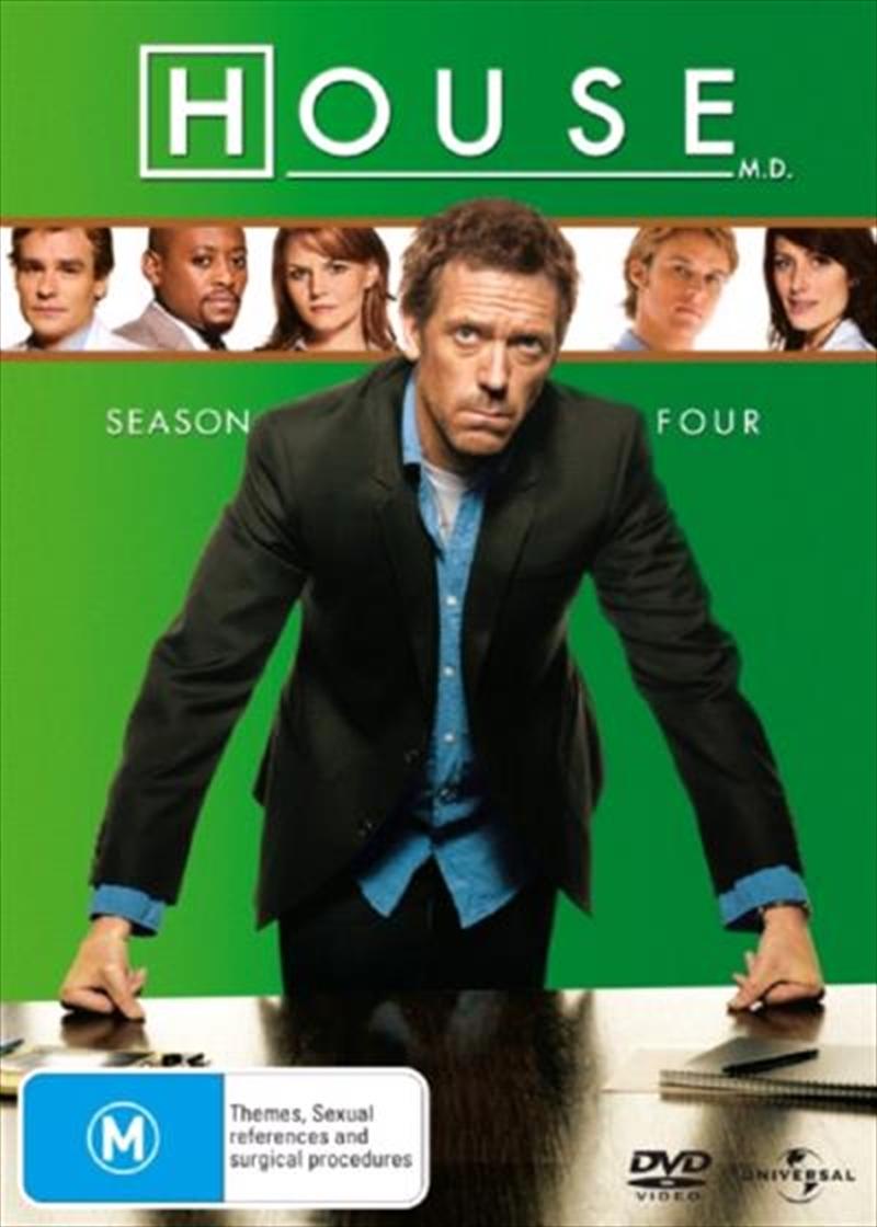House, M.D. - Season 4 | DVD