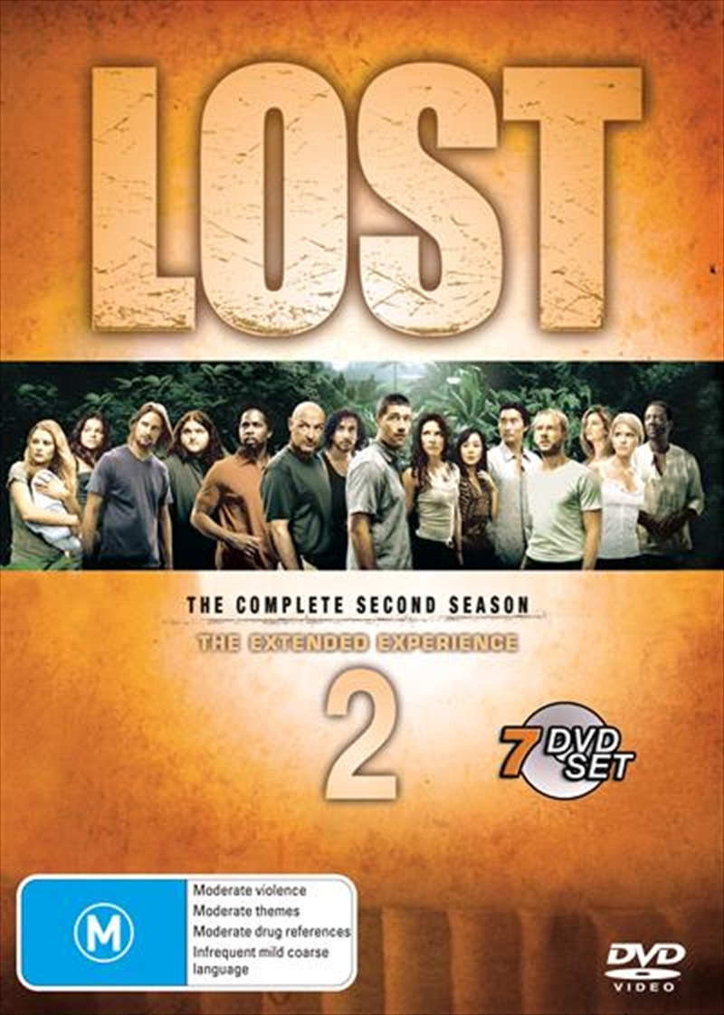 Lost - Season 2 | DVD