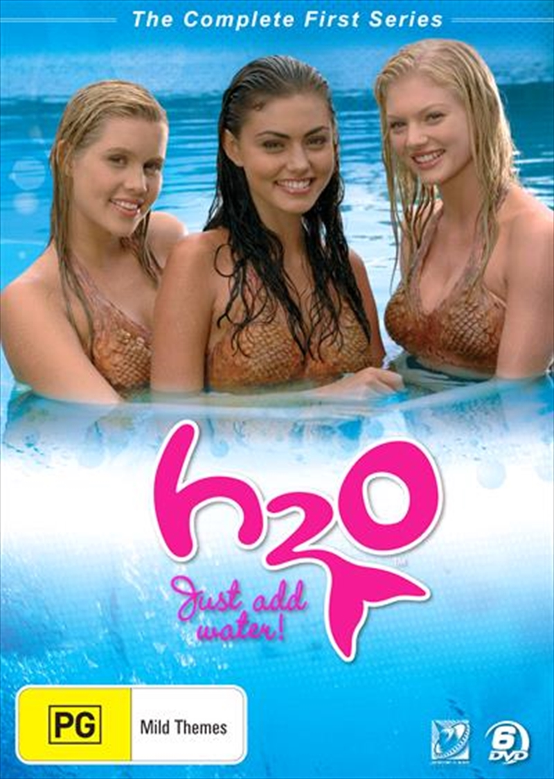H2O - Just Add Water! - Series 1   DVD