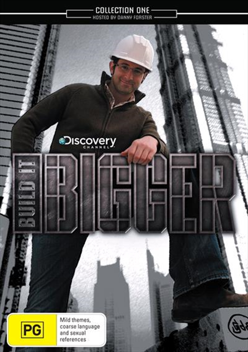 Build It Bigger - Collection 1 | DVD