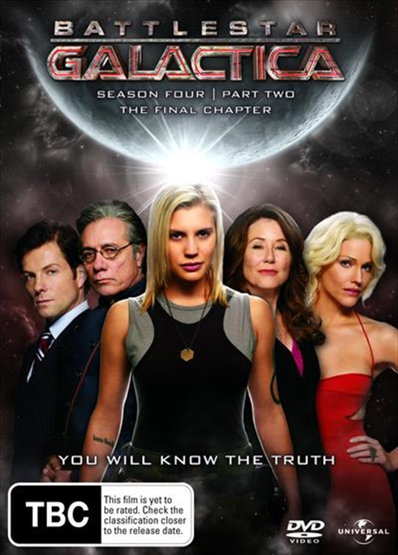 Battlestar Galactica - Season 4 - Part 2 | DVD
