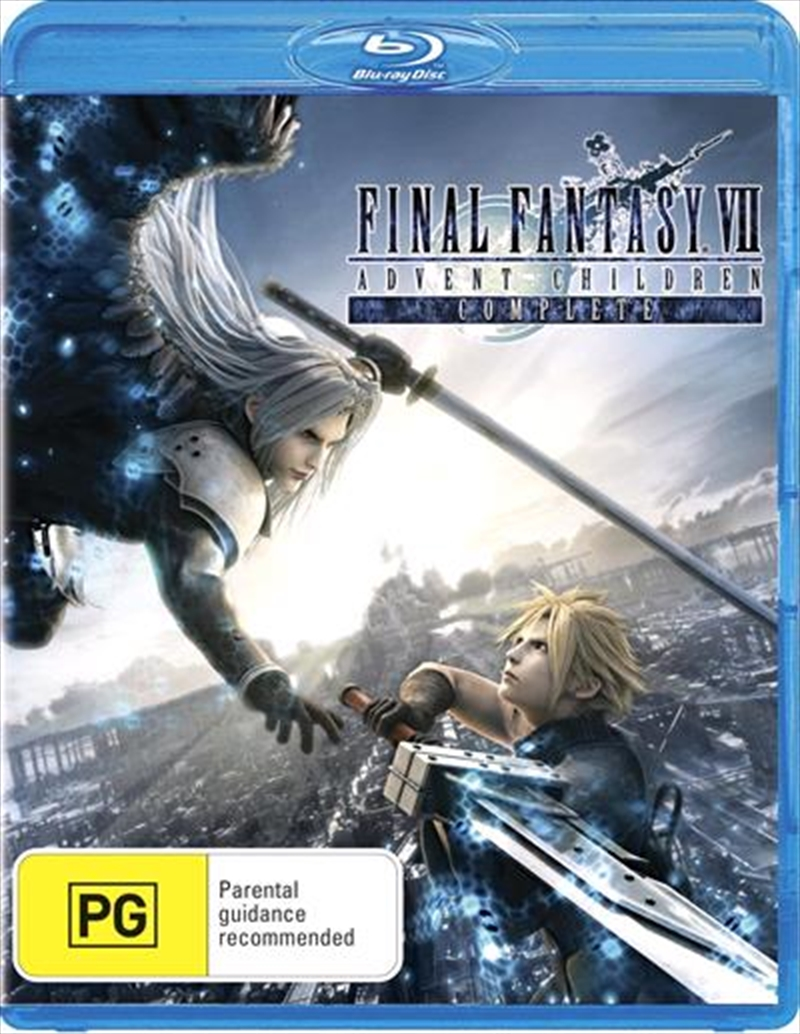 Final Fantasy VII - Advent Children | Blu-ray