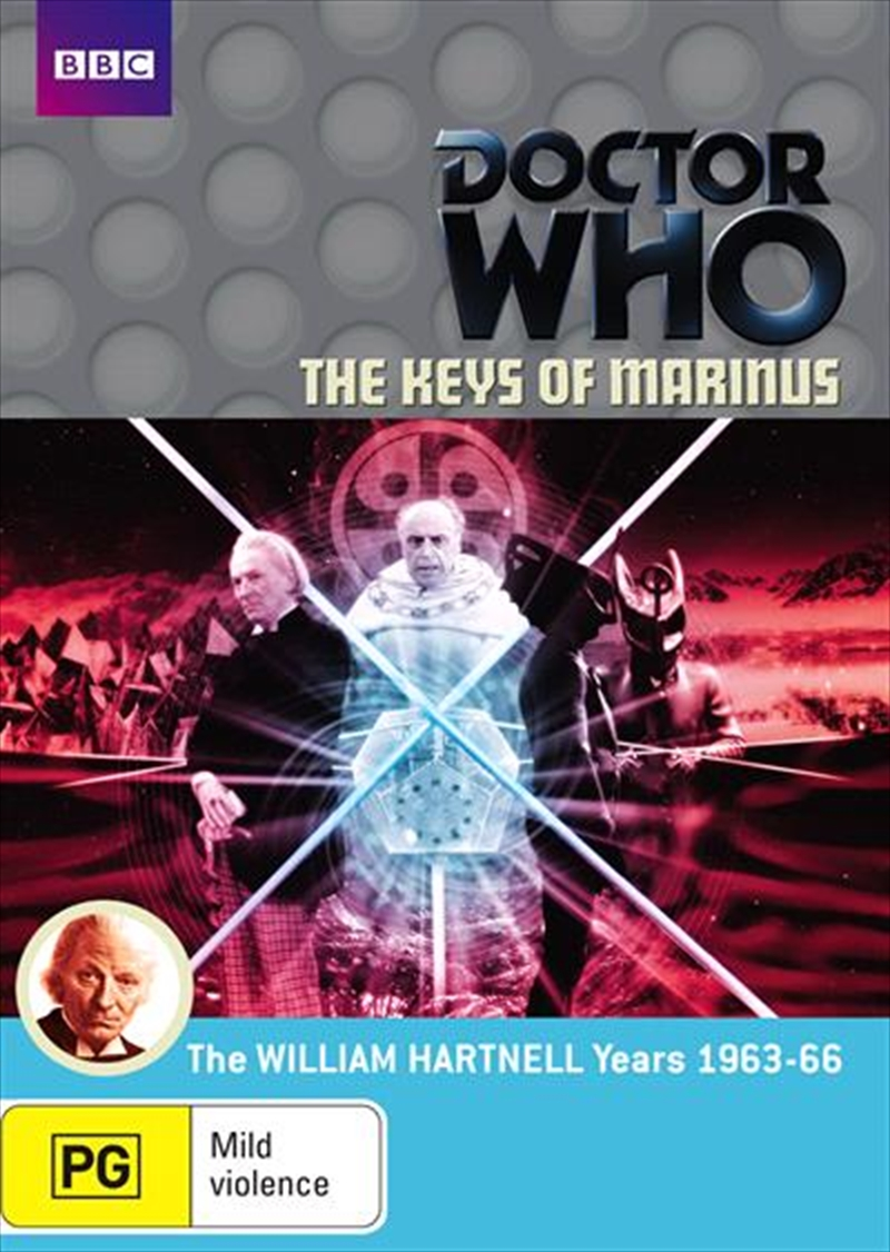 Doctor Who - The Keys Of Marinus | DVD