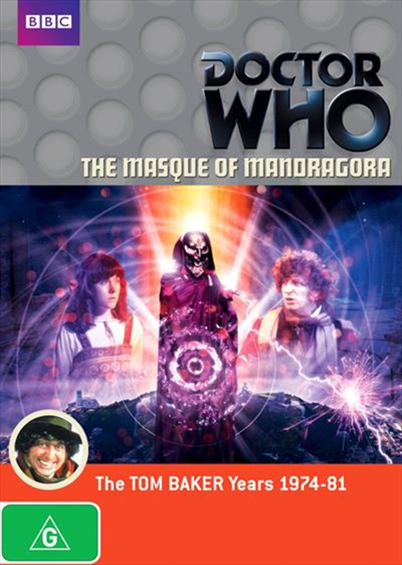 Doctor Who - The Masque Of Mandragora | DVD