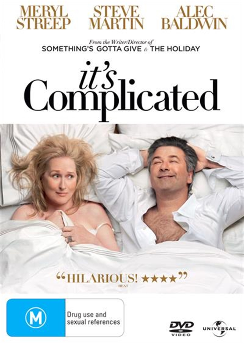 It's Complicated | DVD