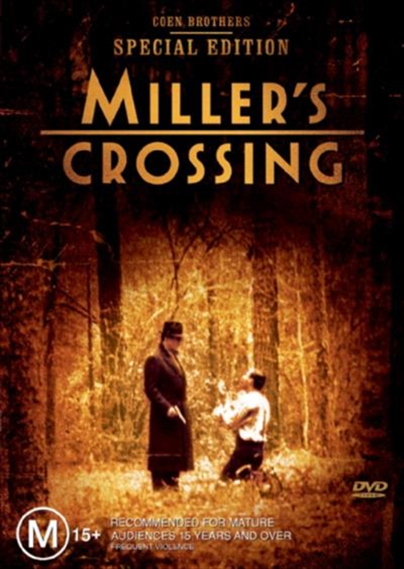 Miller's Crossing  - Special Edition | DVD