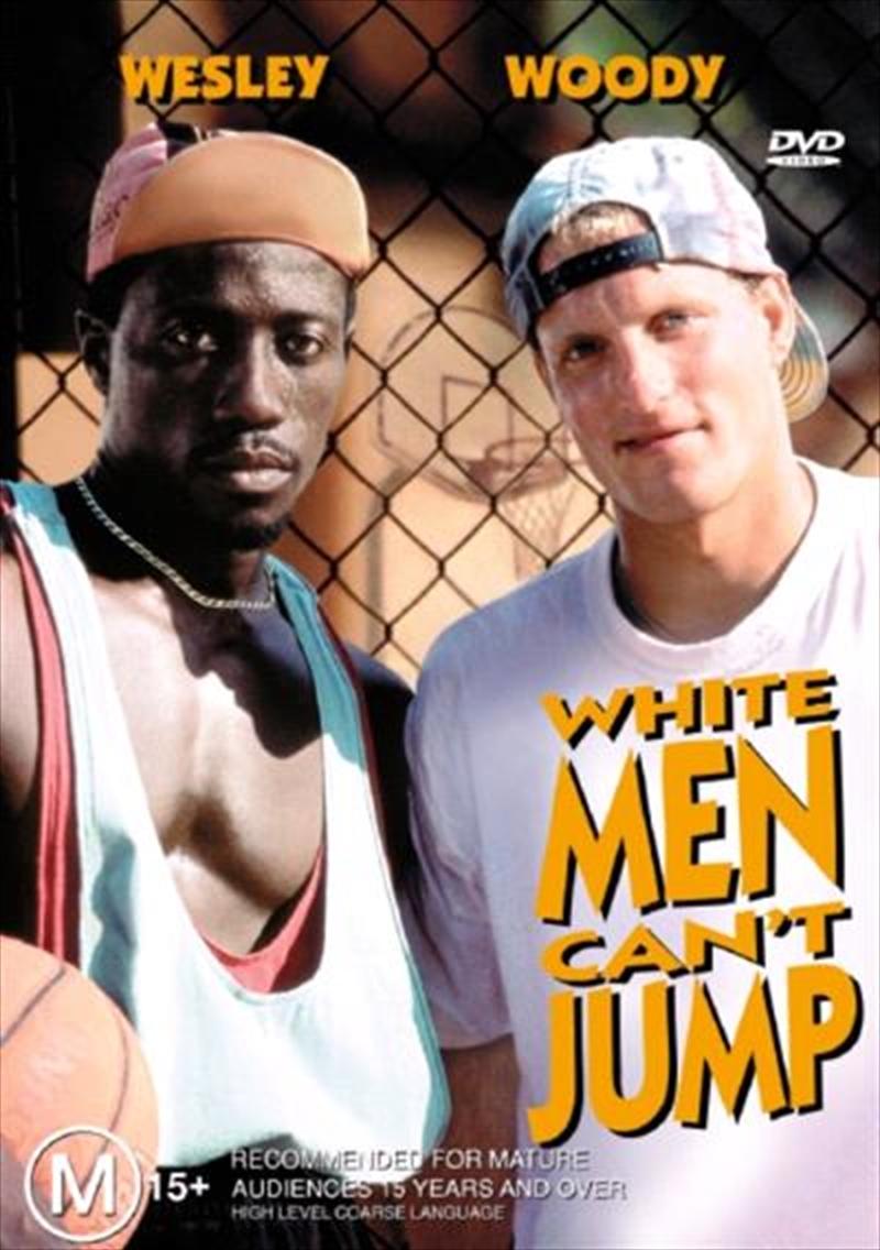 White Men Can't Jump | DVD