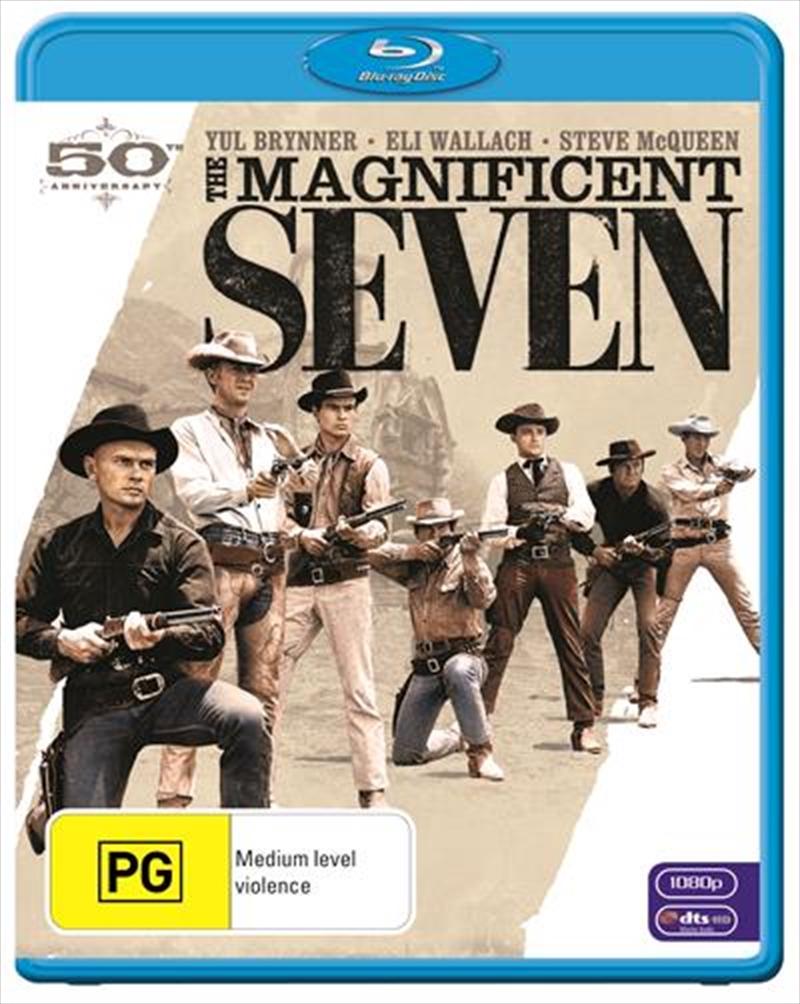 Magnificent Seven | Blu-ray
