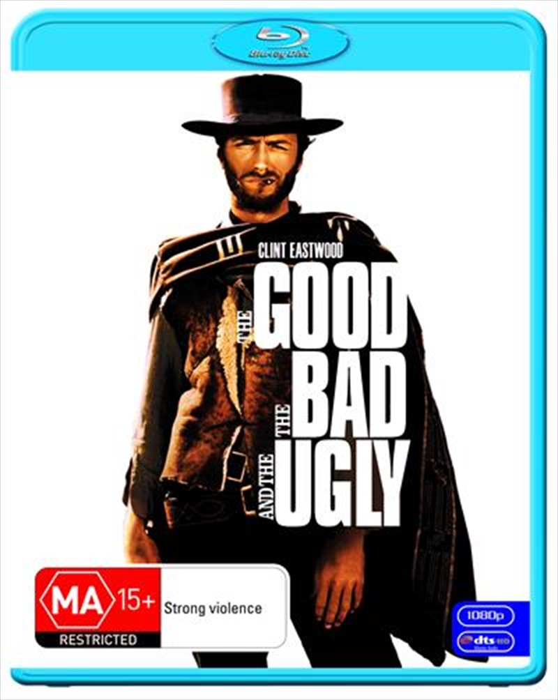 Good, The Bad And The Ugly, The | Blu-ray