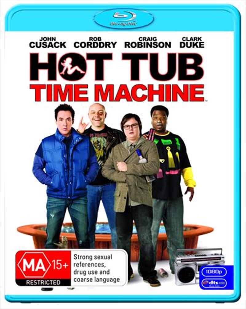 Hot Tub Time Machine | Blu-ray