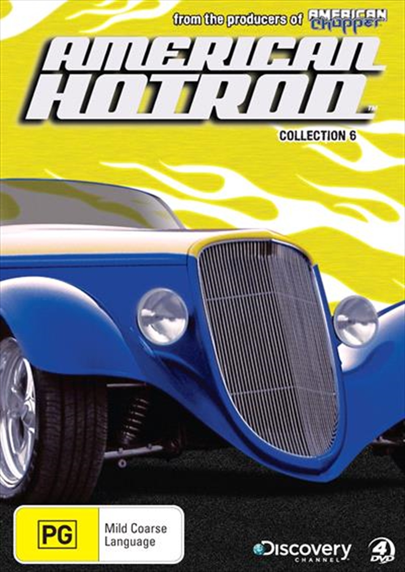 American Hot Rod: Collection 6 | DVD