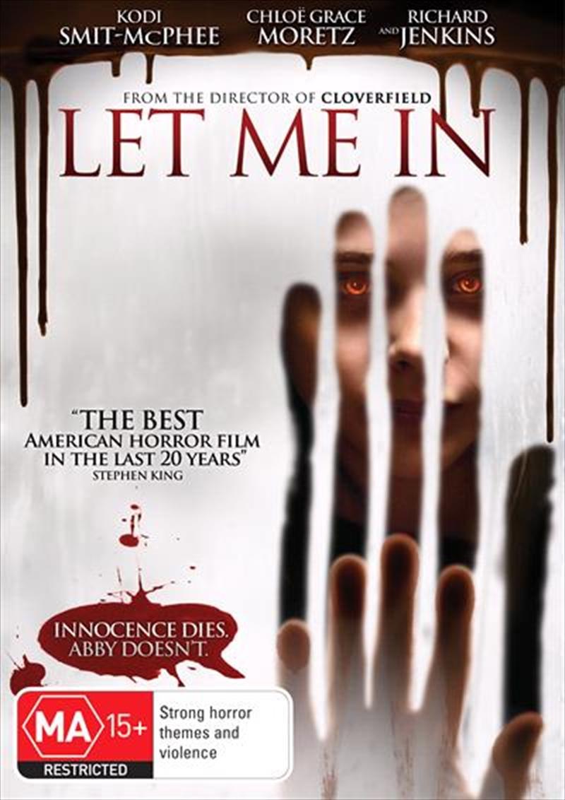 Let Me In | DVD
