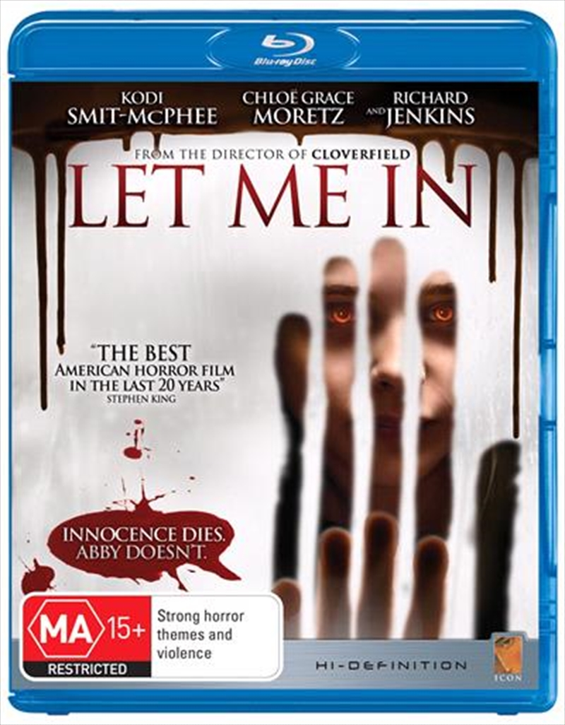 Let Me In | Blu-ray
