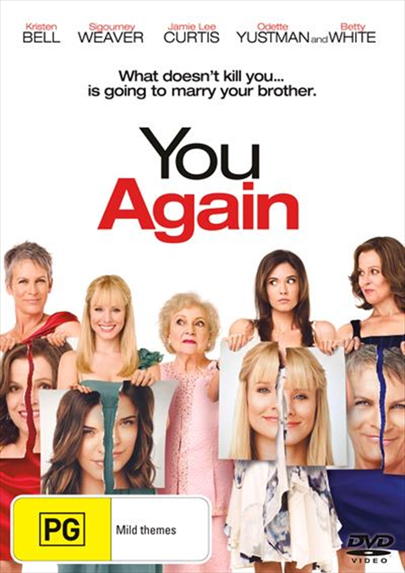 You Again | DVD