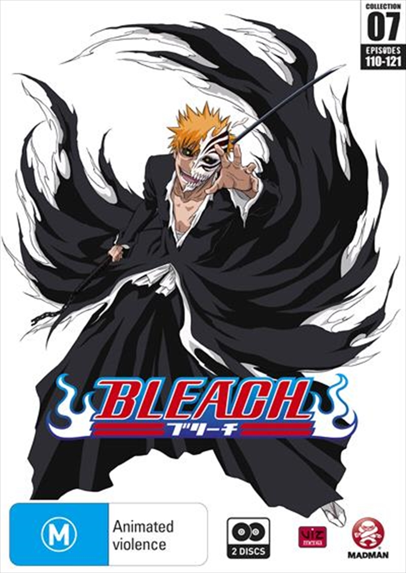 Buy Bleach - Season 7 Collection on DVD | Sanity