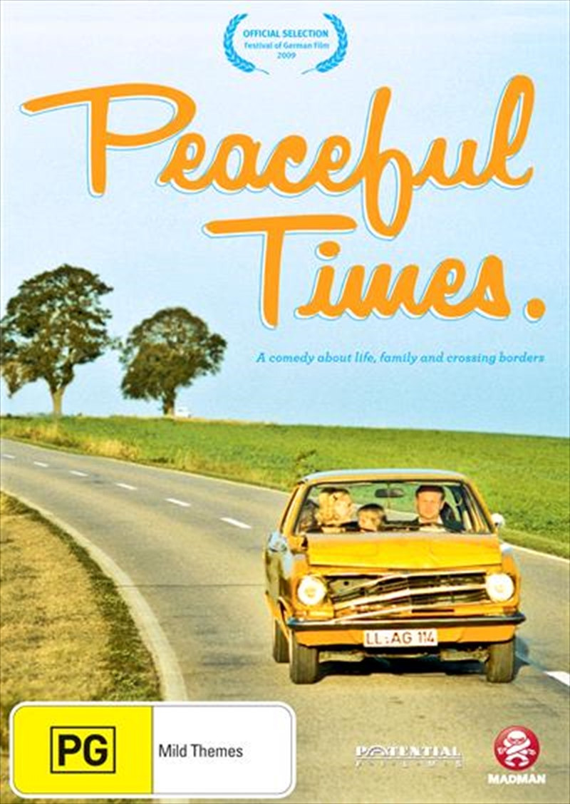 Peaceful Times | DVD
