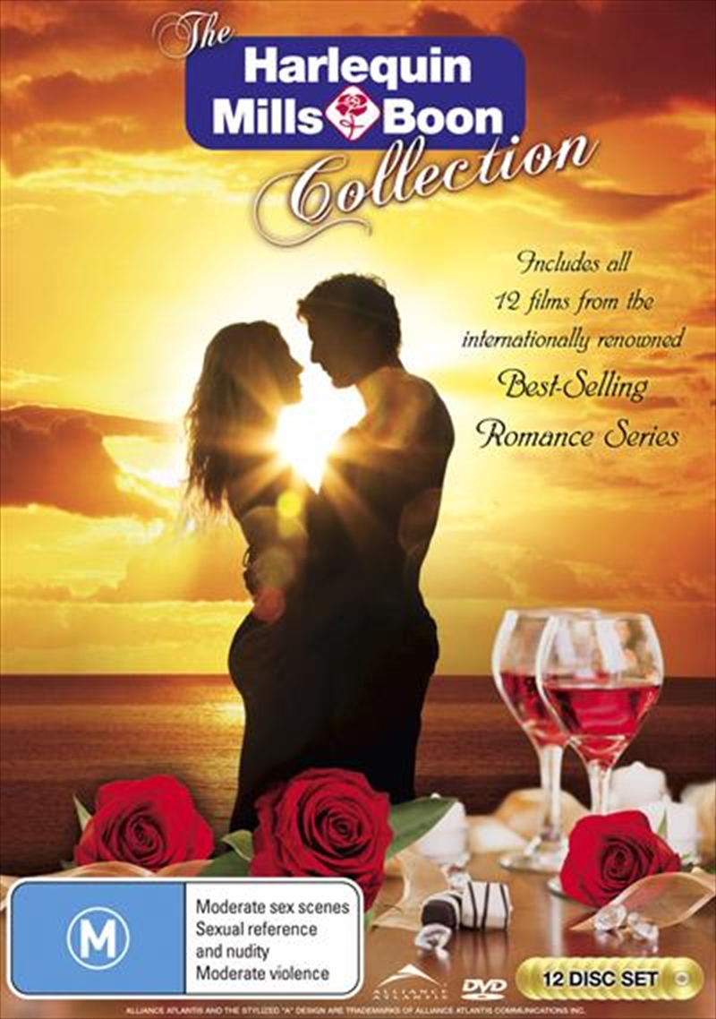 Harlequin Mills and Boon - Collection, The Drama, DVD | Sanity