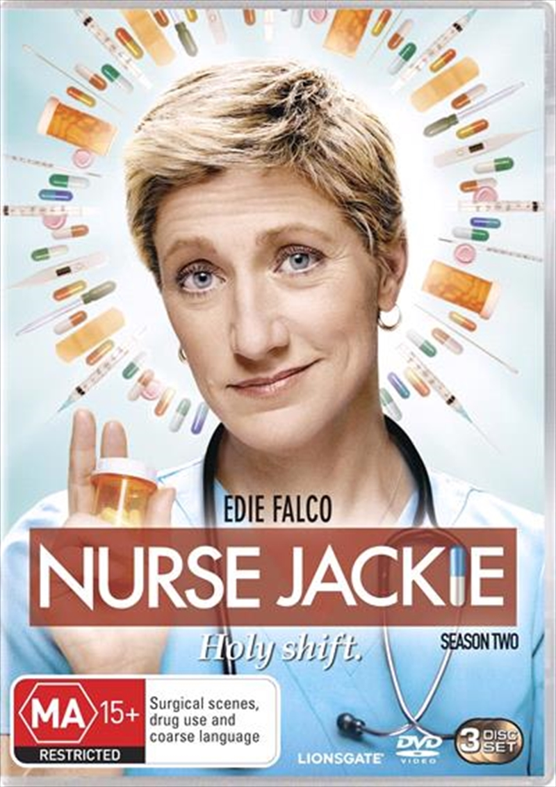 Nurse Jackie - Season 2 | DVD