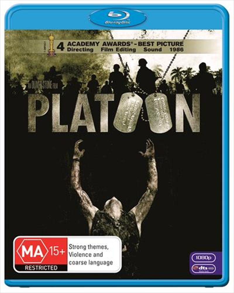 Platoon | Blu-ray