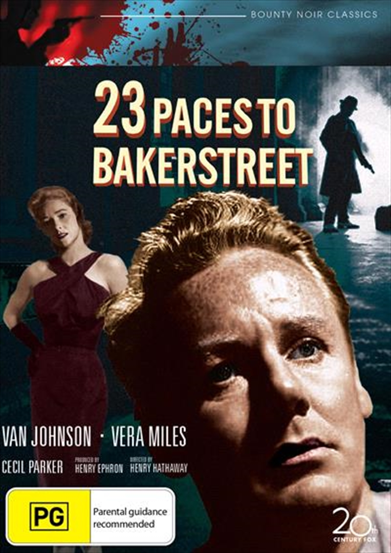 23 Paces To Baker Street | DVD