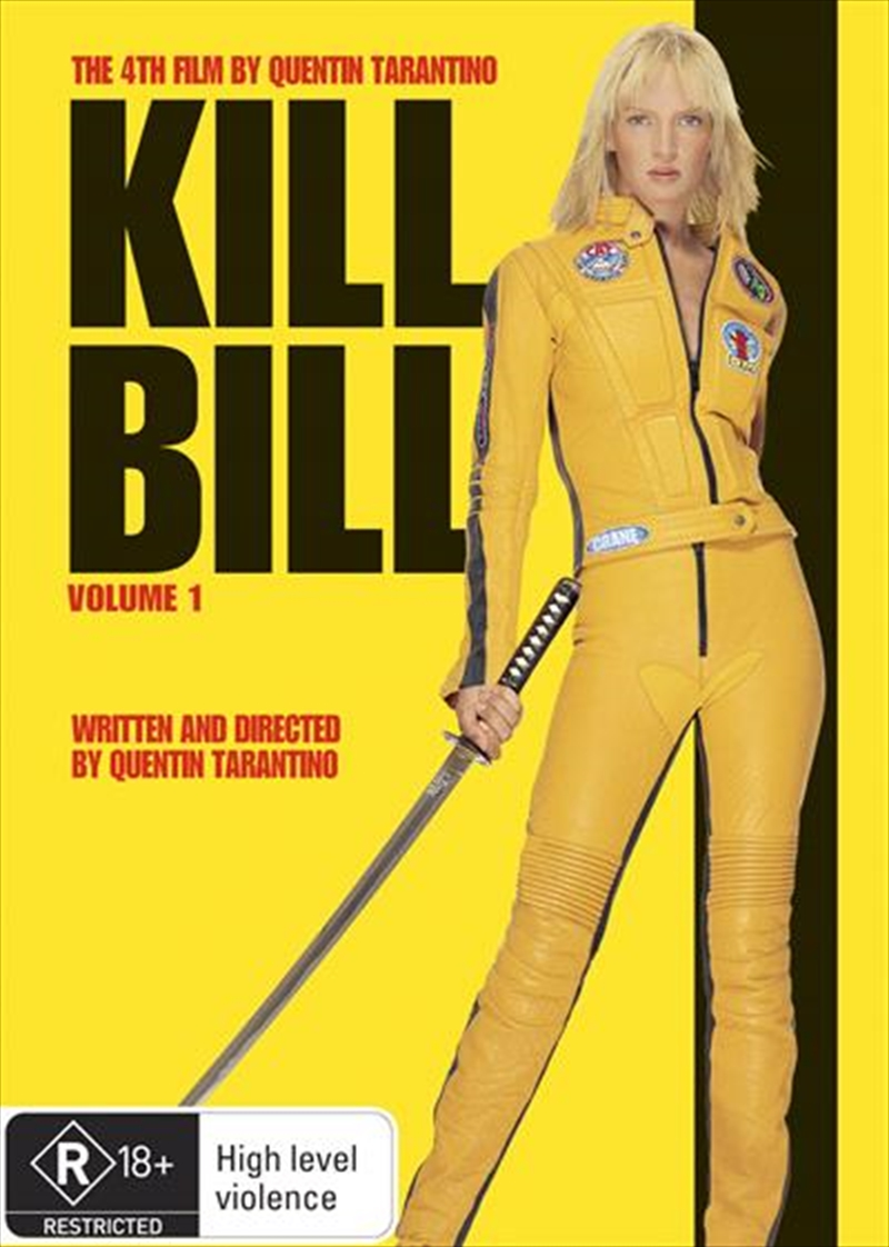 Kill Bill - Vol 01 | DVD