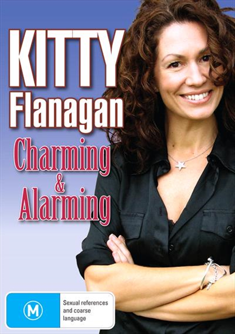 Kitty Flanagan: Charming and Alarming | DVD